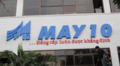 Bảng Hiệu Alu Chữ Nổi Không Đèn - Quảng Cáo Tại Nha Trang