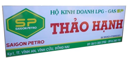 Bảng Hiệu Nền Tôn Dán Decal Giá Rẻ Tại Nha Trang - Quảng Cáo Tứ Quý