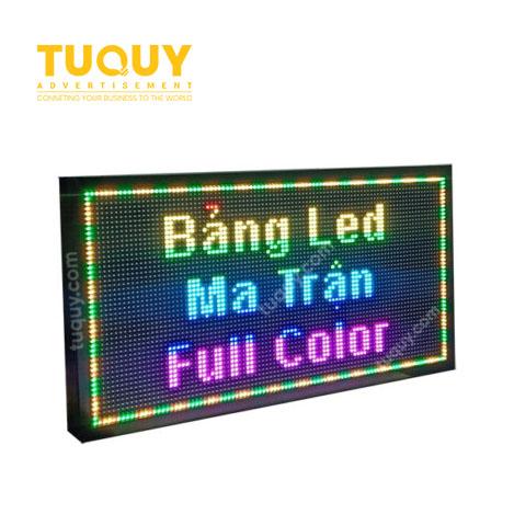 Bảng Led Ma Trận P10 Full Color - 96x48Pixel