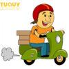 Phí giao hàng xe máy - Quảng Cáo Tứ Quý