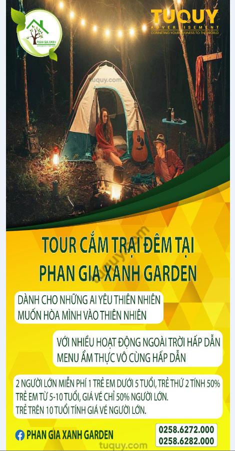 thiết kế poster quảng cáo Nha Trang - Quảng Cáo Tứ Quý