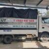 phí giao hàng xe tải quảng cáo Tứ Quý