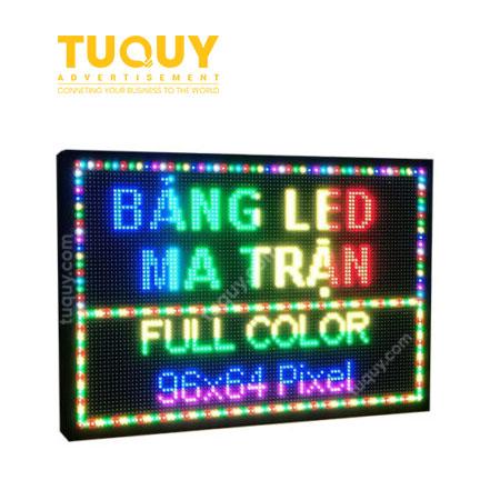 Bảng Led Ma Trận P10 Full Color 96x64pixel